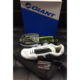 Giant Surge White/Black Scarpe Strada Giant SKU-2190