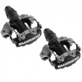 SHIMANO PD-M520 BLACK Coppia pedali MTB Shimano SKU-516