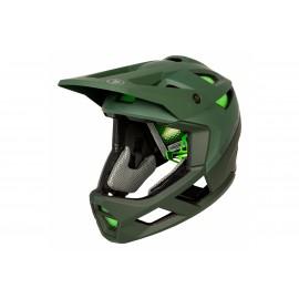 ENDURA Casco Integrale MT500 Full Face Verde Foresta