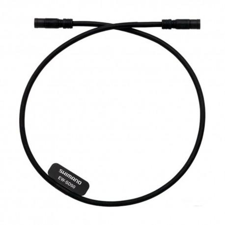 SHIMANO Filo Elettrico Nero EW-SD50 E-Tube Di2 400mm Shimano IEWSD50L40