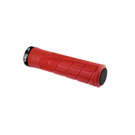 WAG Manopole MTB Pro Lock Rosso