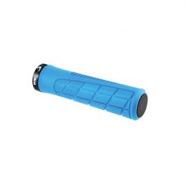 WAG Manopole MTB Pro Lock Azzurro