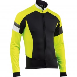 NORTHWAVE Arctic Jacket Total Protection Black/Yellow Giacca Invernale