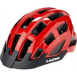 LAZER Casco Compact Red