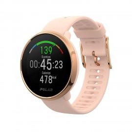 POLAR Ignite Pink/Rose S Orologio Fitness Con GPS e Frequenza Cardiaca Dal Polso