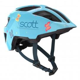 SCOTT Casco Spunto Kid Light Blue