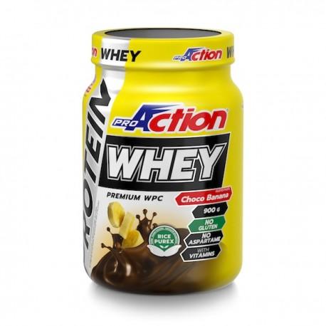ProAction Whey Protein Choco Banana 900gr ProAction PA0101109