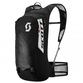SCOTT Zaino Trail Protect Evo FR'12 Caviar Black/White