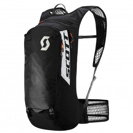 SCOTT Zaino Trail Protect Evo FR'12 Caviar Black/White Scott 264497-5684222