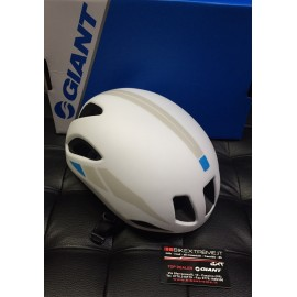 GIANT Casco Rivet White/Blue