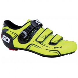 SIDI Scarpe Road Level Giallo Fluo/Nero