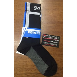 GIANT RACE DAY Black/Blue Calzino estivo