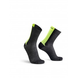 OXYBURN Calza Invernale Thermo Sprint Black/Vision