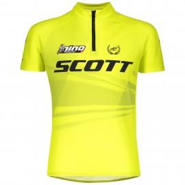 SCOTT Maglia JR RC Pro Sulphur Yellow