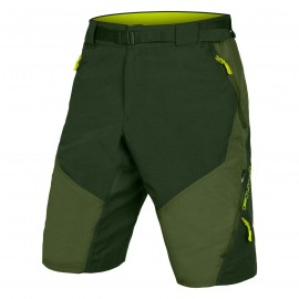 ENDURA Pantalone Corto Hummvee II Olive Green Endura E8064GO
