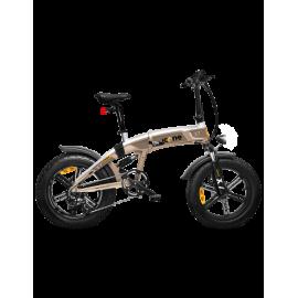 ICONE E-Bike iCROSS-X7 Titanium
