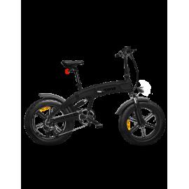 ICONE E-Bike iCROSS-X7 Total Depp Black ICONE INEICROSSX7TB
