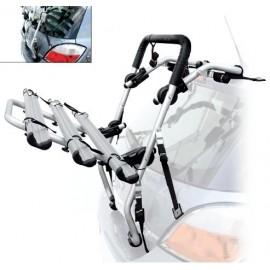 Portaciclo Auto Universale PADOVA in alluminio, 3 bici