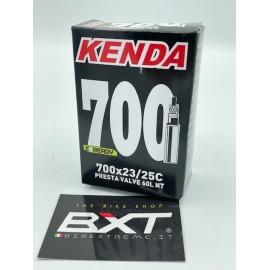 KENDA Camera Ciclo 700x23/25 Valvola Francese 60mm Kenda 989700161
