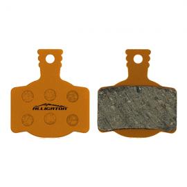 ALLIGATOR Pastiglie Organiche Per Freni Magura MT2/MT4/MT6/MT8