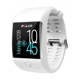 POLAR M600 White Smartwatch con GPS