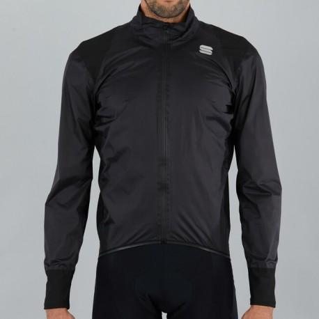 SPORTFUL Mantellina HotPack NoRain Black Sportful 1120025-002