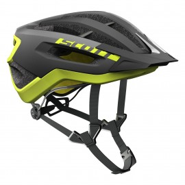Scott Fuga Plus Helmet Black/Yellow RC Scott 265531-yellow-rc