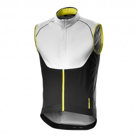 MAVIC Gilet Vision H2O White/Black Mavic 382117