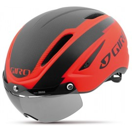 GIRO Casco Air Attack Shield Vermillion
