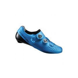 SHIMANO Scarpe Road RC9 Blue