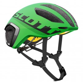 Scott Cadence Plus Helmet Green Flash/Black