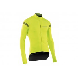 NORTHWAVE Extreme H2O Yellow Fluo Giacca termica antipioggia