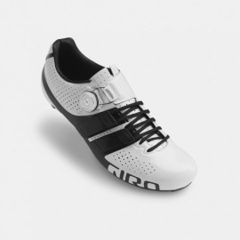 GIRO Scarpe Road Factor Techlace White/Black