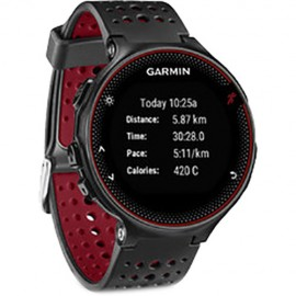 GARMIN Forerunner 235 Black/Red Orologio GPS