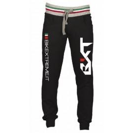 BXT FREEDOM+ Pantalone in Felpa Nero/Italia BXT SKU-3367