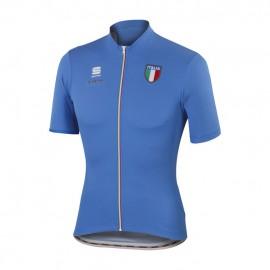 SPORTFUL Maglia Italia CL Blu