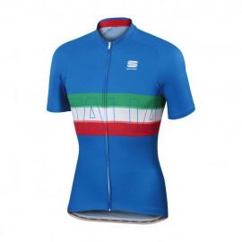 Sportful Italia Jersey Azzurro