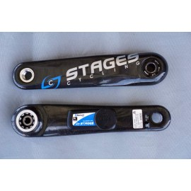 Stages Power Meter Sram Red/Force GXP Misuratore di potenza Stages Power SKU-3578