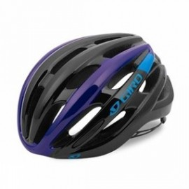 GIRO Casco Foray Blue/Black