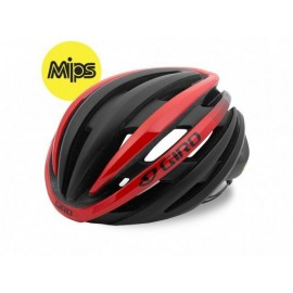 GIRO Cinder Mips Matte Black Bright Red