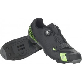 SCOTT MTB Comp Boa Shoe black/green