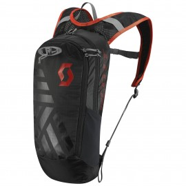 SCOTT Zaino Trail Lite FR 8 Caviar Black/Fiery Red