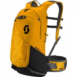 Scott Trail Protect FR'16 Pack Citrus Yellow/Caviar Black Scott 241603