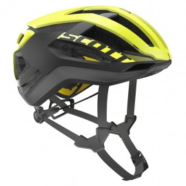 SCOTT Casco Centric Plus Yellow RC