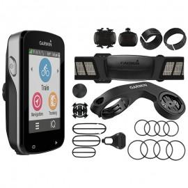 GARMIN Edge 820 Bundle con Fascia Cardio Premium Soft Strap + Sensore Vel/Cad