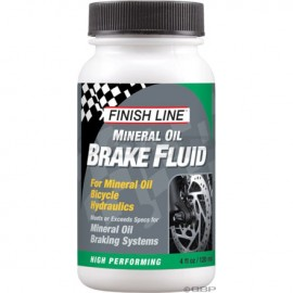 FINISH LINE Brake Fluid Mineral Oil