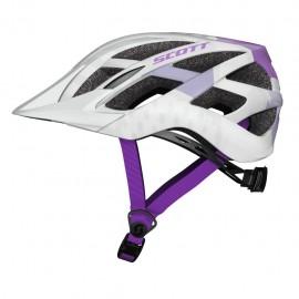 SCOTT Casco Spunto White Purple (Junior)