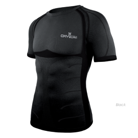 Oxyburn Maglia Intima Forty-Two Black Oxyburn 5055-forty-two-black