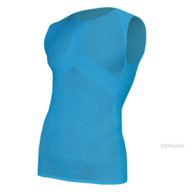 OXYBURN B-Easy Blue Ophiuchi Maglia intima s/maniche Oxyburn 5080B-Easy-18