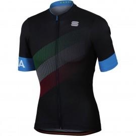 Sportful Maglia Italia Jersey Black